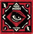 1000MODS-Vultures-Greek Stoner Rock,Psychedelic-NEW CD