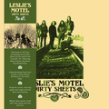 LESLIE'S MOTEL-Dirty Sheets-'72 US bluesy hard–rock-NEW LP