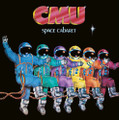 CMU-Space Cabaret-'73 UK Space Rock,Prog Rock-NEW LP