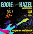 Eddie Hazel and Krunchy-A Night For Jimi Hendrix-NEW LP