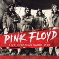 Pink Floyd-Live European Radio 1968-NEW LP
