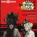 Zdenek Liska-Mala Morska Vila-'76 orchestral/electronic soaring haunting-NEW LP BLACK