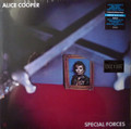 Alice Cooper-Special Forces-NEW LP BLUE