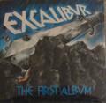 Excalibur-The First Album-'72 GERMAN ROCK-NEW LP