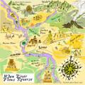 River Flows Reverse-When River Flows Reverse-Hungarian Haunting Folk-NEW 2LP