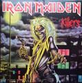 Iron Maiden-Killers-NEW LP