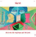 Slave-The Lover, The Madman & The Poet-'70 UK Folk Rock-NEW LP