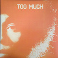 Too Much-Too Much-'71 Japan Blues Rock-NEW LP