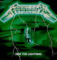 Metallica-Ride The Lightning-'84 Thrash Speed Metal-NEW LP GREEN