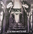 Danzig-All Hell Breaks Loose At The Palace-NEW LP COLORED