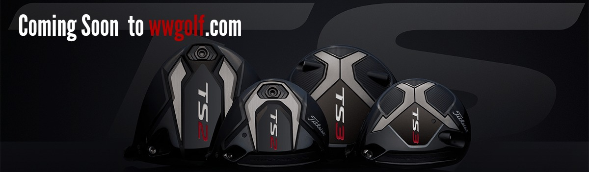 Titlesist TS2 driver and Titleist TS3 Driver