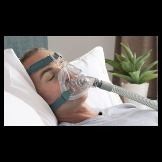 Fisher Paykel Simplus Full Face Cpap Mask Headgear