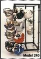 Kelpro 40 Helmet Rack