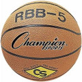 "Champion Sports ""Mini"" Size Rubber Basketball"