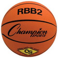 Champion Sports Junior Size Rubber Basketball