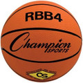 Champion Sports Intermediate Rubber Basketball