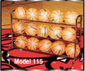Kelpro 15 Basketball Rack