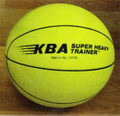 KBA Men's 4lb Super Heavy Trainer Basketball