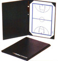 KBA Coach's Basketball Double Folder