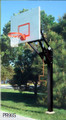 Bison Adjustable Ultimate PR98S Basketball Goal System