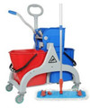 Kennedy Clean Zone Bucket & Mop System