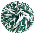 Getz SW11SP 2 Color Plastic Mix Youth Poms