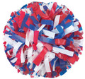 Getz NST16SP3 3 Color Plastic Mix Adult Poms