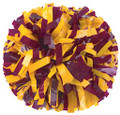 Getz NST16SP 2 Color Plastic Mix Adult Poms