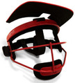 RIP-IT Defense Batter's Faceguard with Blackout Technology - Adult