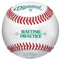 Diamond DBP Batting Practice Baseball