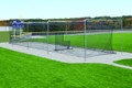 Jaypro 55' Outdoor Batting Tunnel Frame