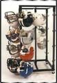 Kelpro 60 Helmet Rack
