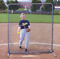 Jugs S1010 Quick-Snap Softball Pitching Screen
