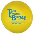Total Control Sports Pro Baseball Size Batting Ball