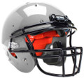 Schutt Youth Recruit  Hybrid with Carbon Steel Facemask