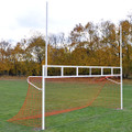 Jaypro Official Soccer/Football Goal w/European Backstays