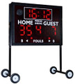 Sportable MS-4 Multi-Sport Indoor/Outdoor Portable Scoreboard