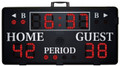 Sportable 2207 Outdoor Multi-Sport Scoreboard