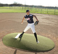 "Portolite 8"" Two Piece Game Mound"