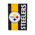 Pittsburgh Steelers Embellish Garden Flag Fm