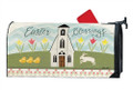 Easter Service Mailbox Cover