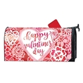 Valentine Lace Mailbox Cover