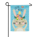 Easter Wishes Small Garden Flag