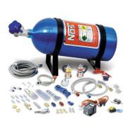 Nos Universal EFI Nitrous System; For 4 & 6 Cylinder Multi-Point; w/ 10lb Bottle