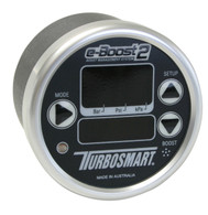 Turbosmart eBoost2 60mm Black Silver