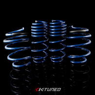 K-Tuned 2016+ Honda Civic Performance lowering springs