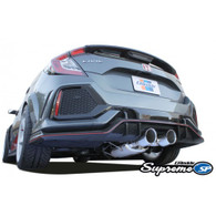 GReddy Supreme SP Exhaust 2017+ Honda Civic Type-R
