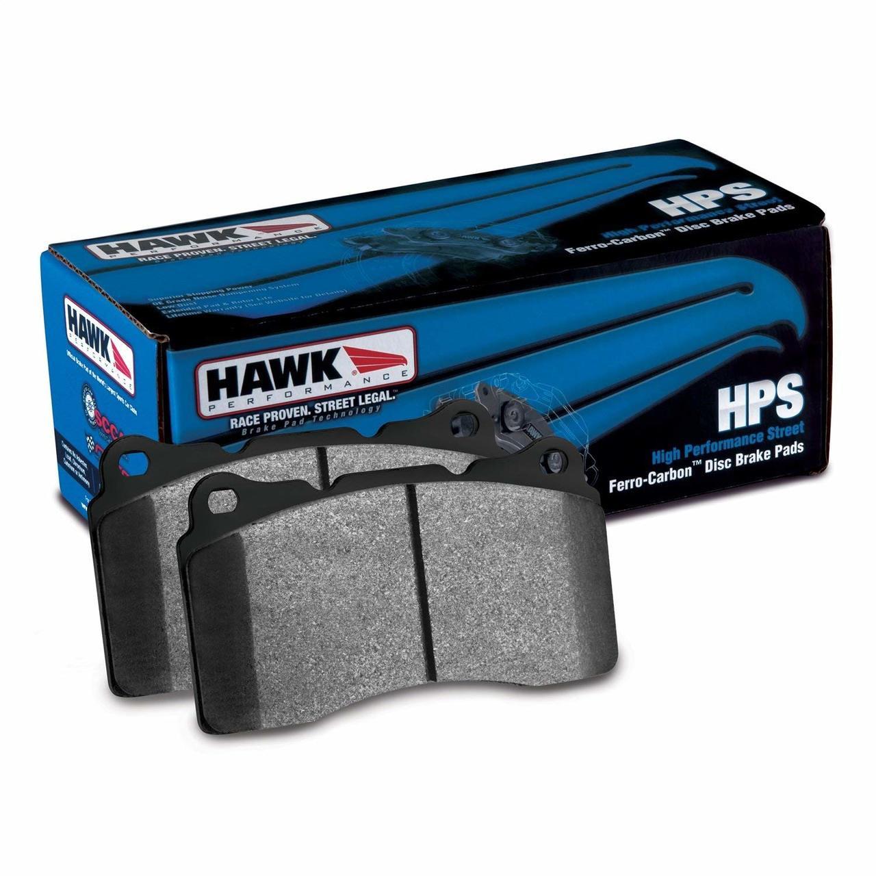 HAWK BRAKE PADS ACURA/ HONDA REAR