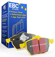 YELLOWSTUFF EBC CERAMIC LOW DUST BRAKE PADS REAR