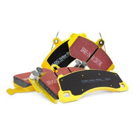 YELLOWSTUFF EBC CERAMIC LOW DUST BRAKE PADS FRONT